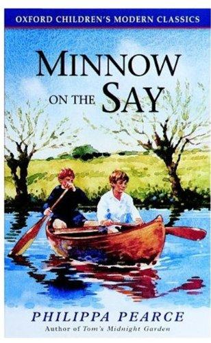 minnow on the say cover image2