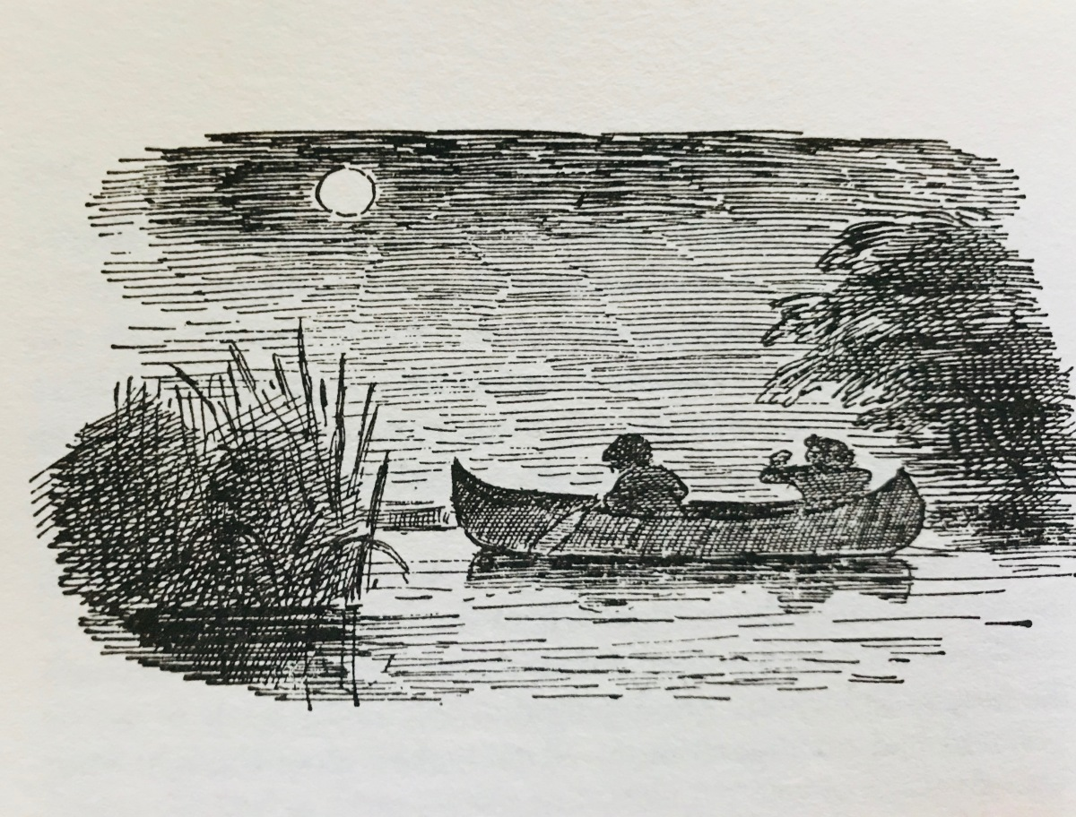 minnow on the say illustration2 ardizzone