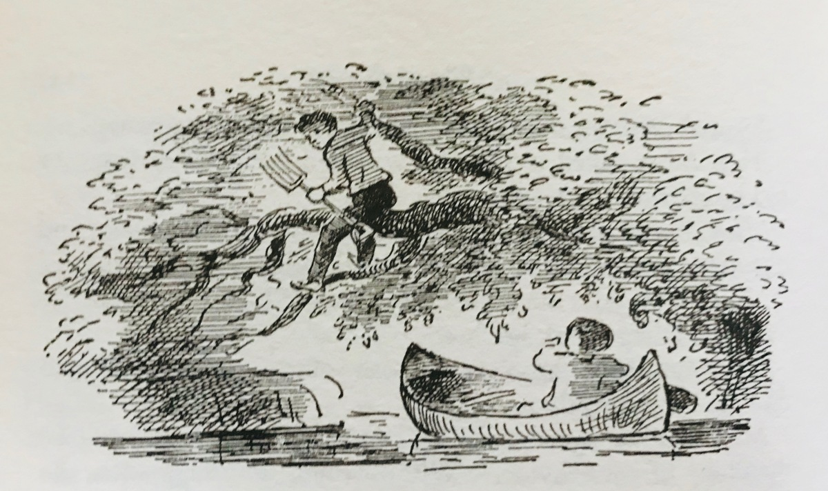 minnow on the say illustration3 ardizzone