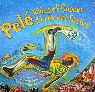 pele king of soccer cover image