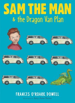 sam the man & the dragon van plan cover image