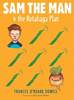 sam the man & the rutabaga plan cover image