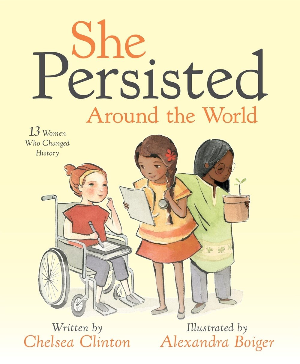 she persisted around the world cover image