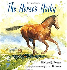 the horse's haiku cover image