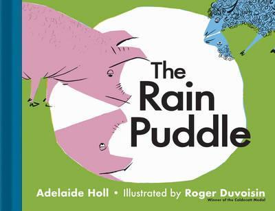 the rain puddle cover image