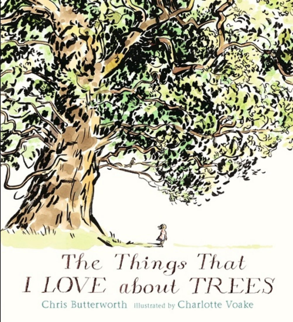 the thing that i love about trees cover image