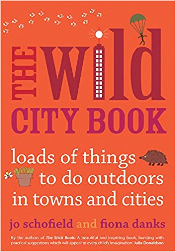 the wild city book cover image