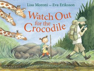 watch out for the crocodile cover image