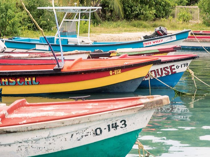 jamaican fishing boats2