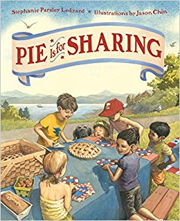 pie is for sharing cover image
