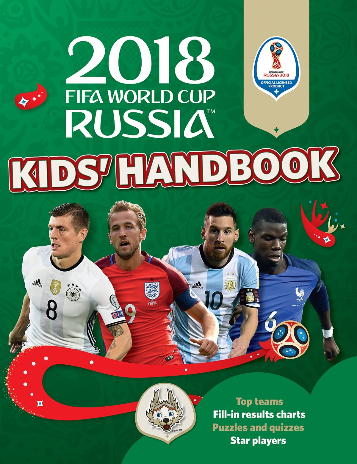 world cup kids handbook cover image