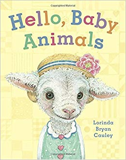 hello baby animals cover image