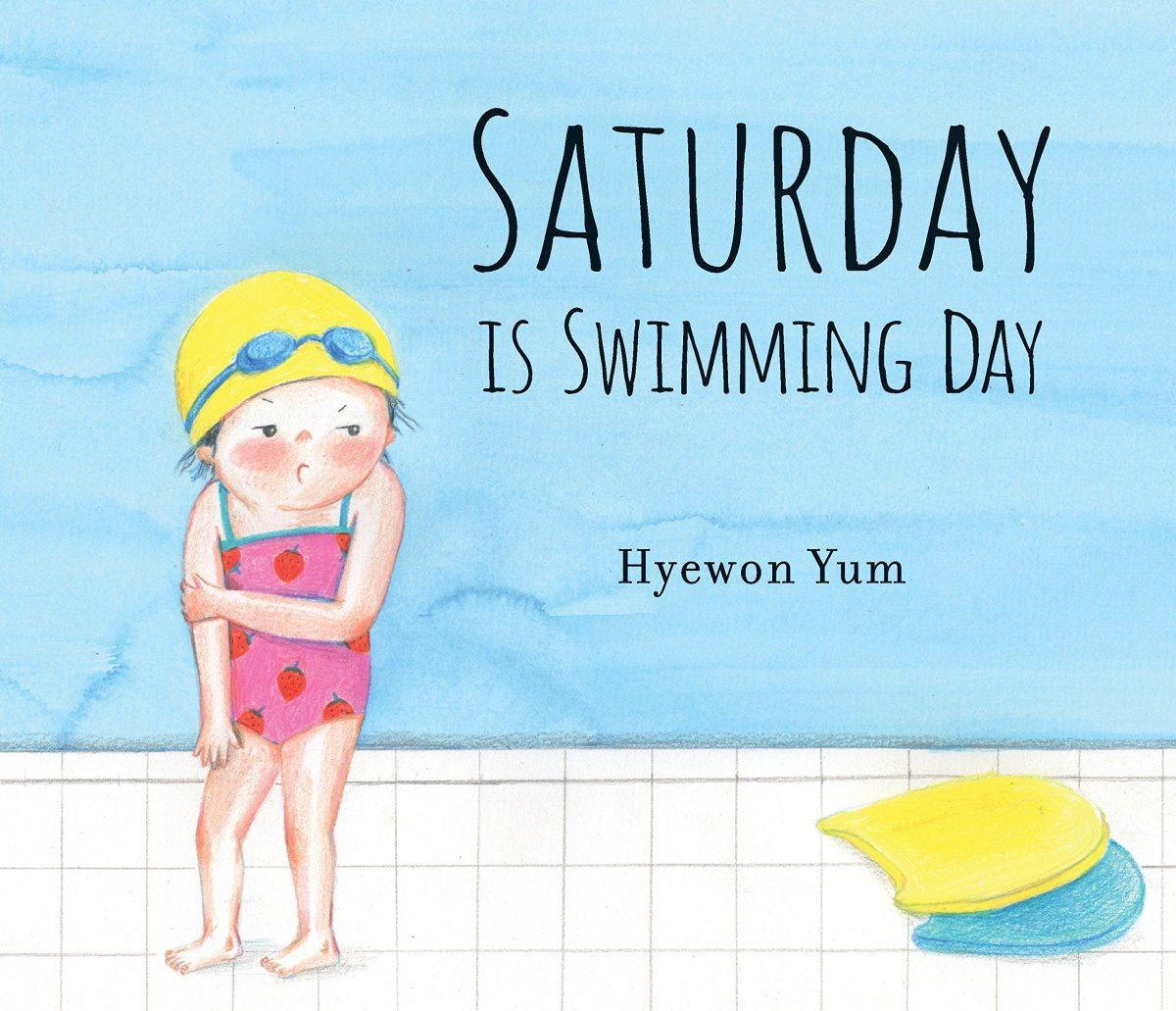 saturday is swimming day cover image