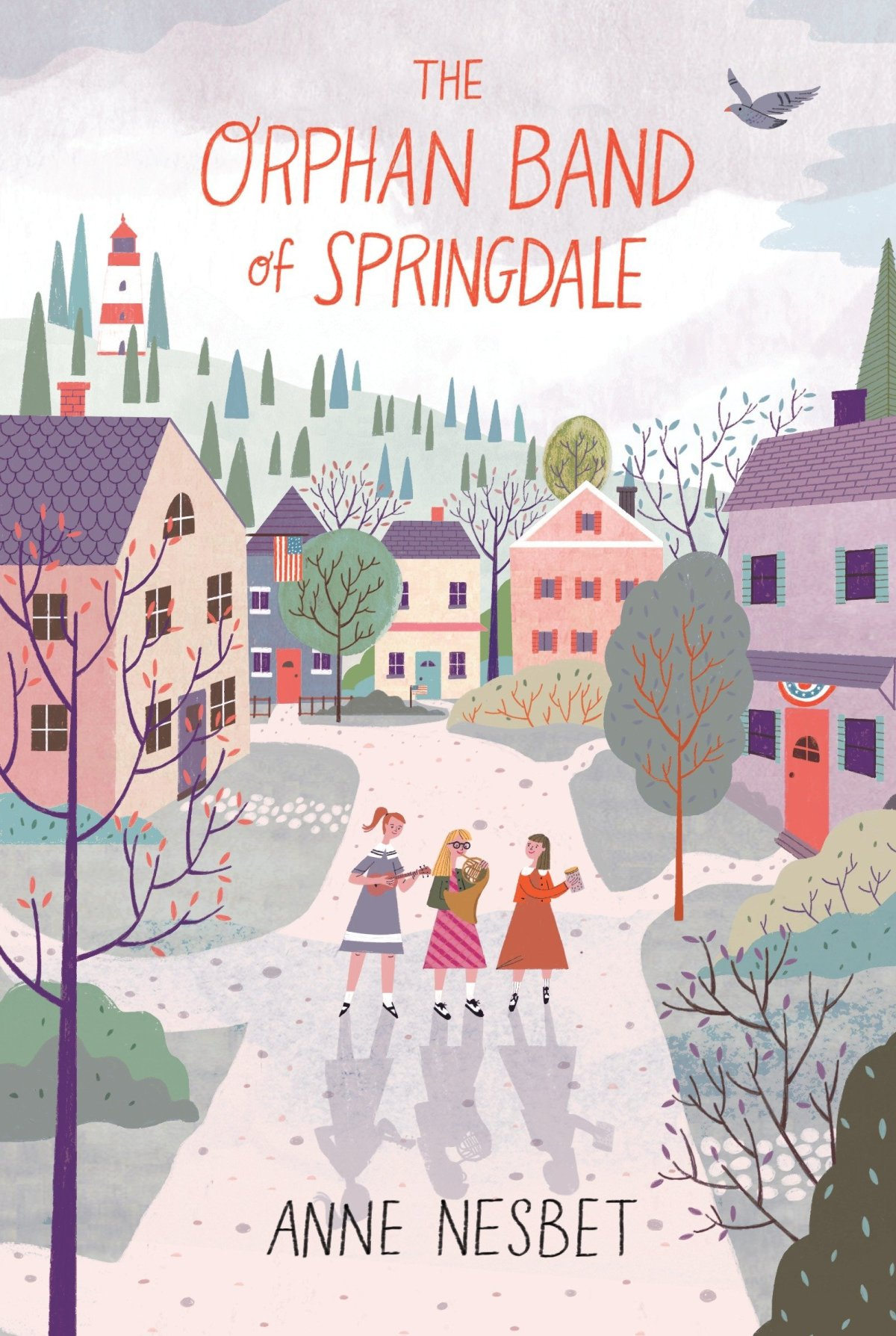 the orphan band of springdale cover image