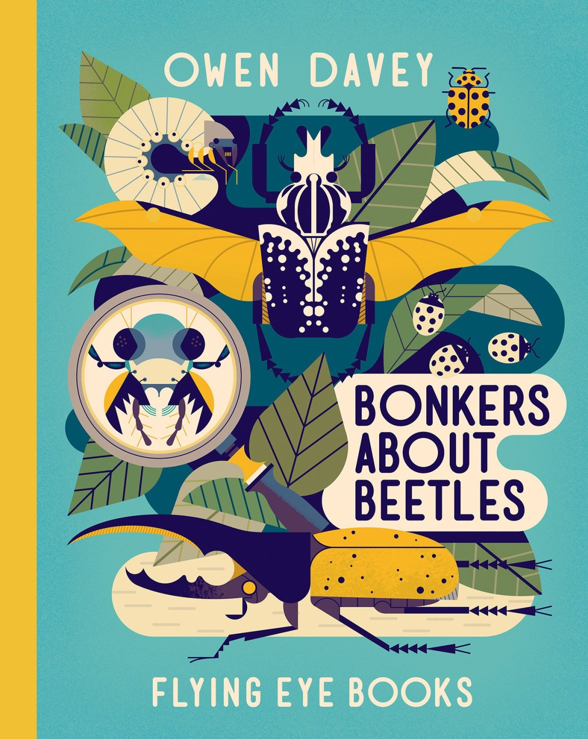 bonkers about beetles cover image