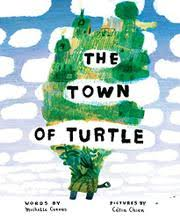 the town of turtle cover image