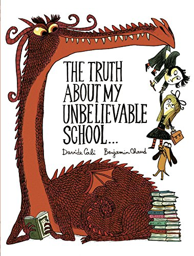 the truth about my unbelievable school cover image