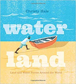 water and land cover image
