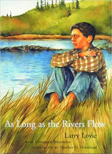 as long as the rivers flow cover image