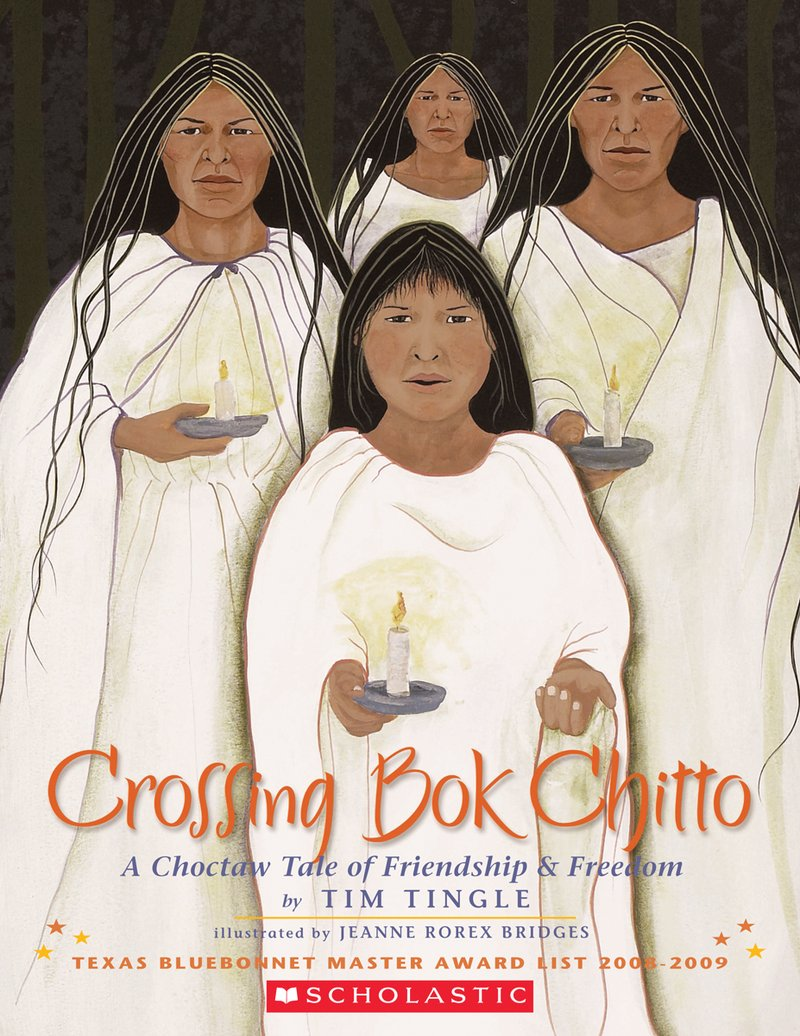 crossing bok chitto cover image
