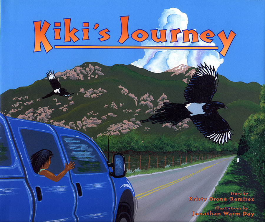 kiki's journey cover image
