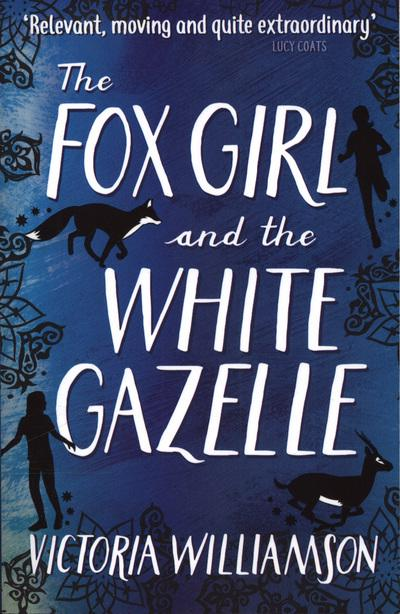 the fox girl and the white gazelle cover image