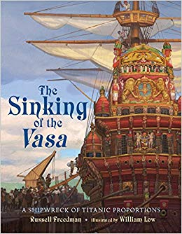 the sinking of the vasa cover image