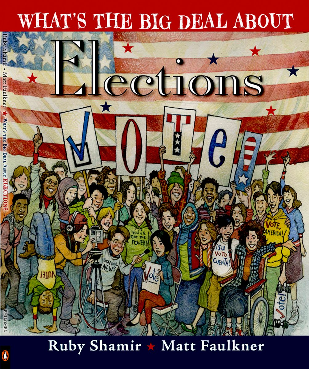 elections cover image