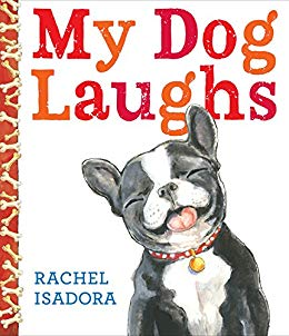 my dog laughs cover image