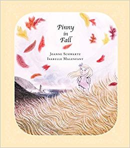 pinny in fall cover image