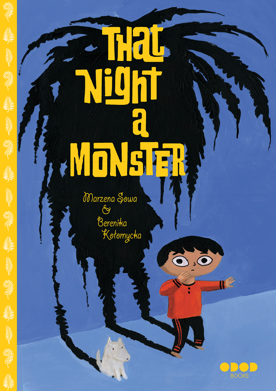 that night a monster cover image
