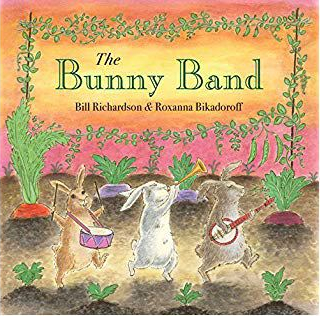 the bunny band cover image