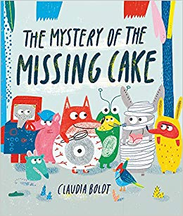 the mystery of the missing cake cover image