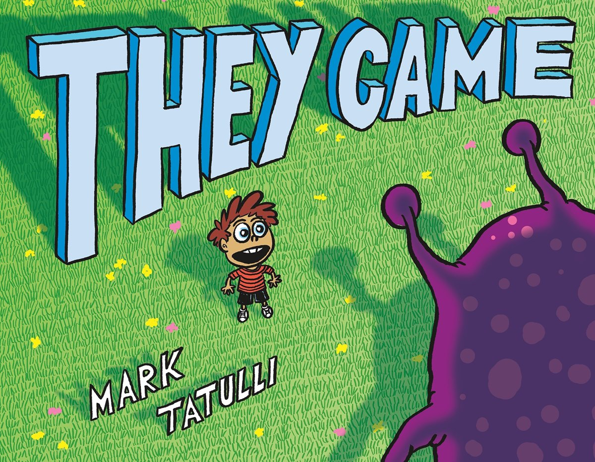 they came cover image