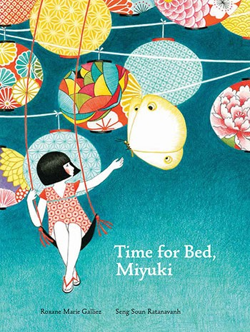 time for bed miyuki cover image
