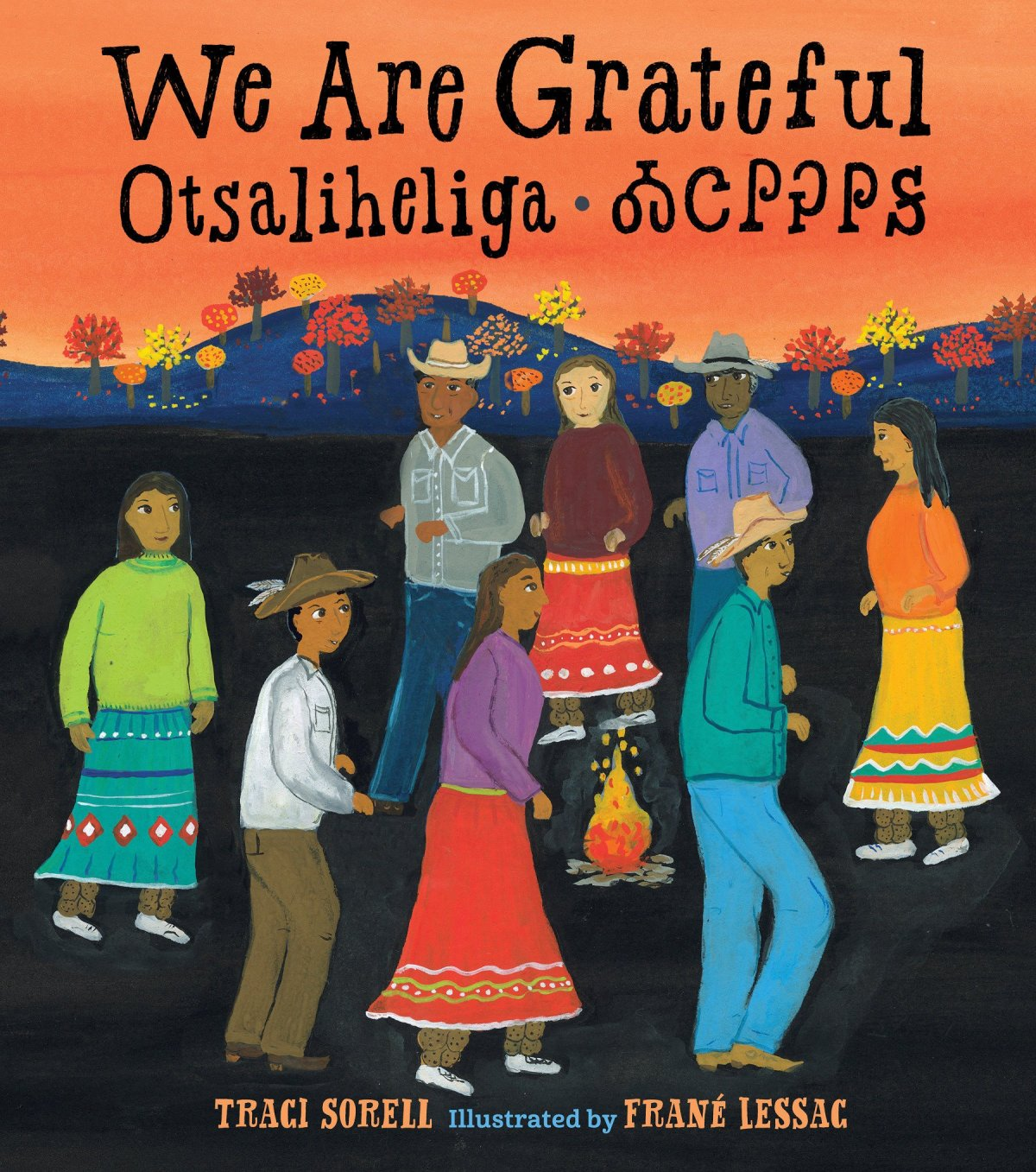 we are grateful cover image