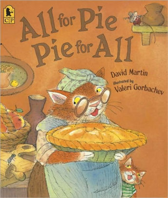all for pie pie for all cover image