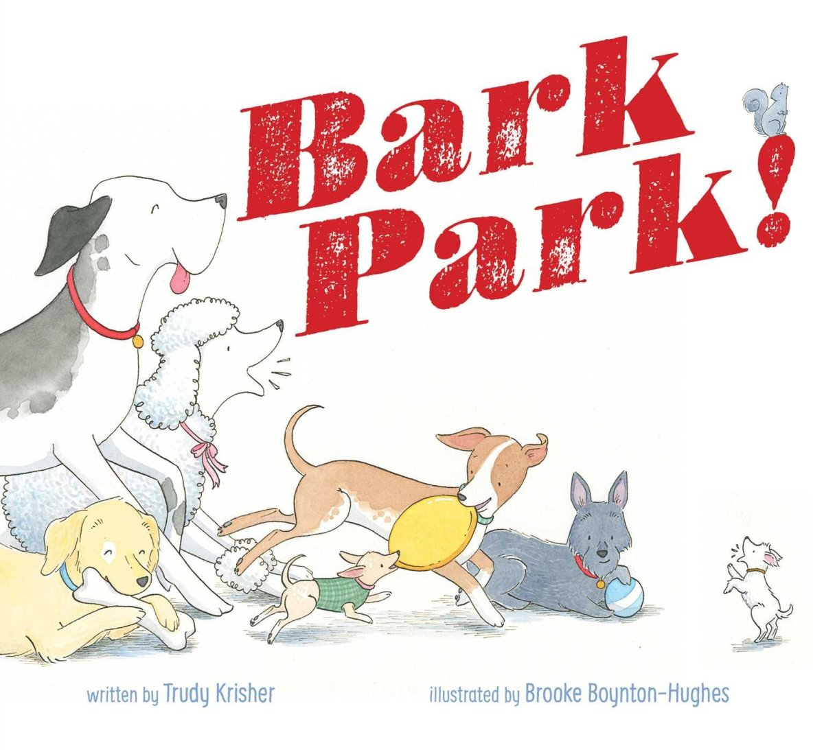 bark park cover image