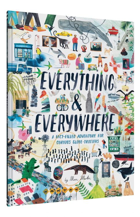 everything and everywhere cover image