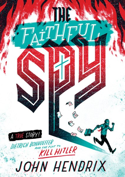 faithful spy cover image