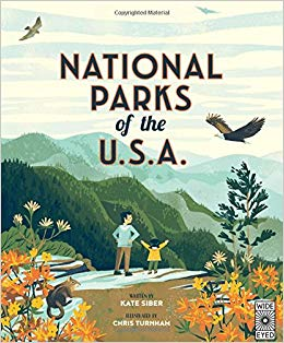 national parks cover image