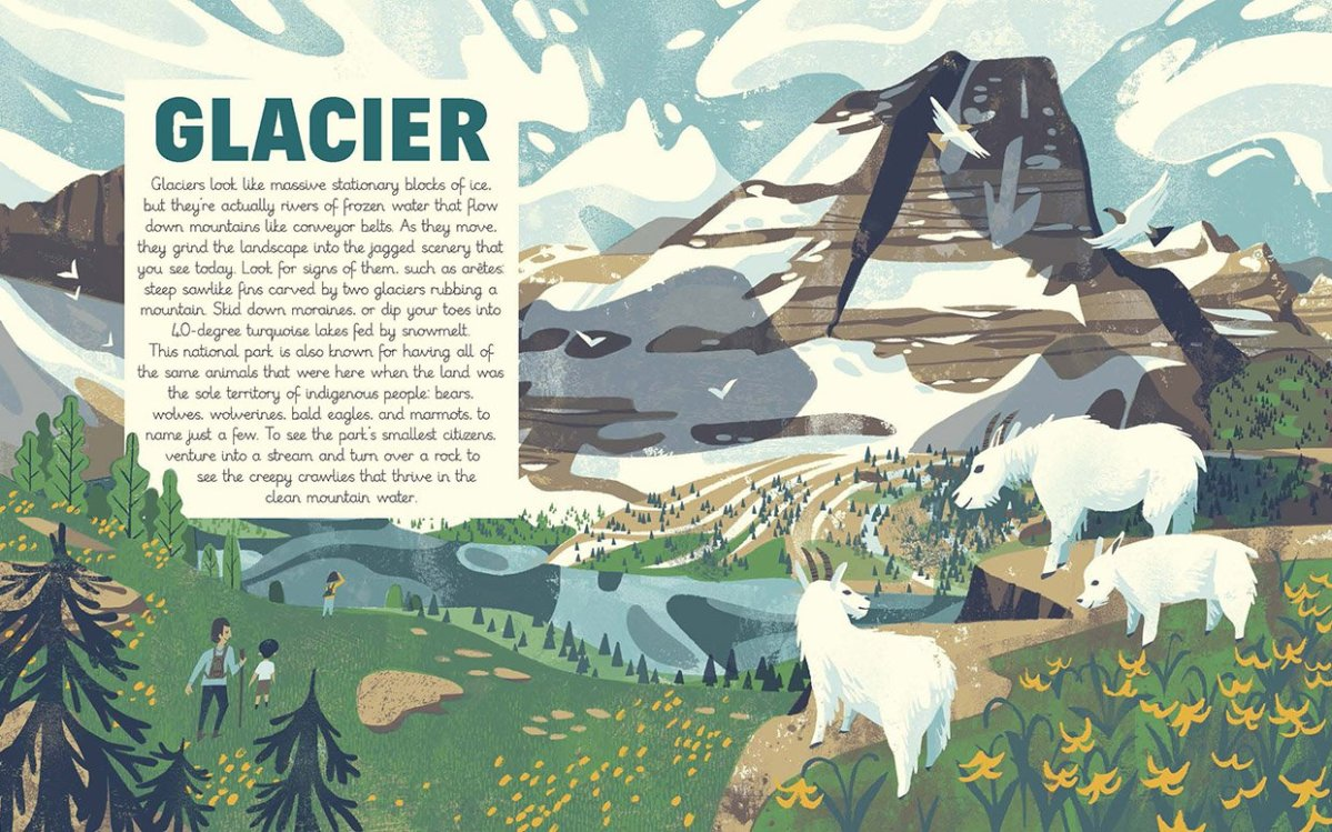 national parks interior3 by Siber and Turnham