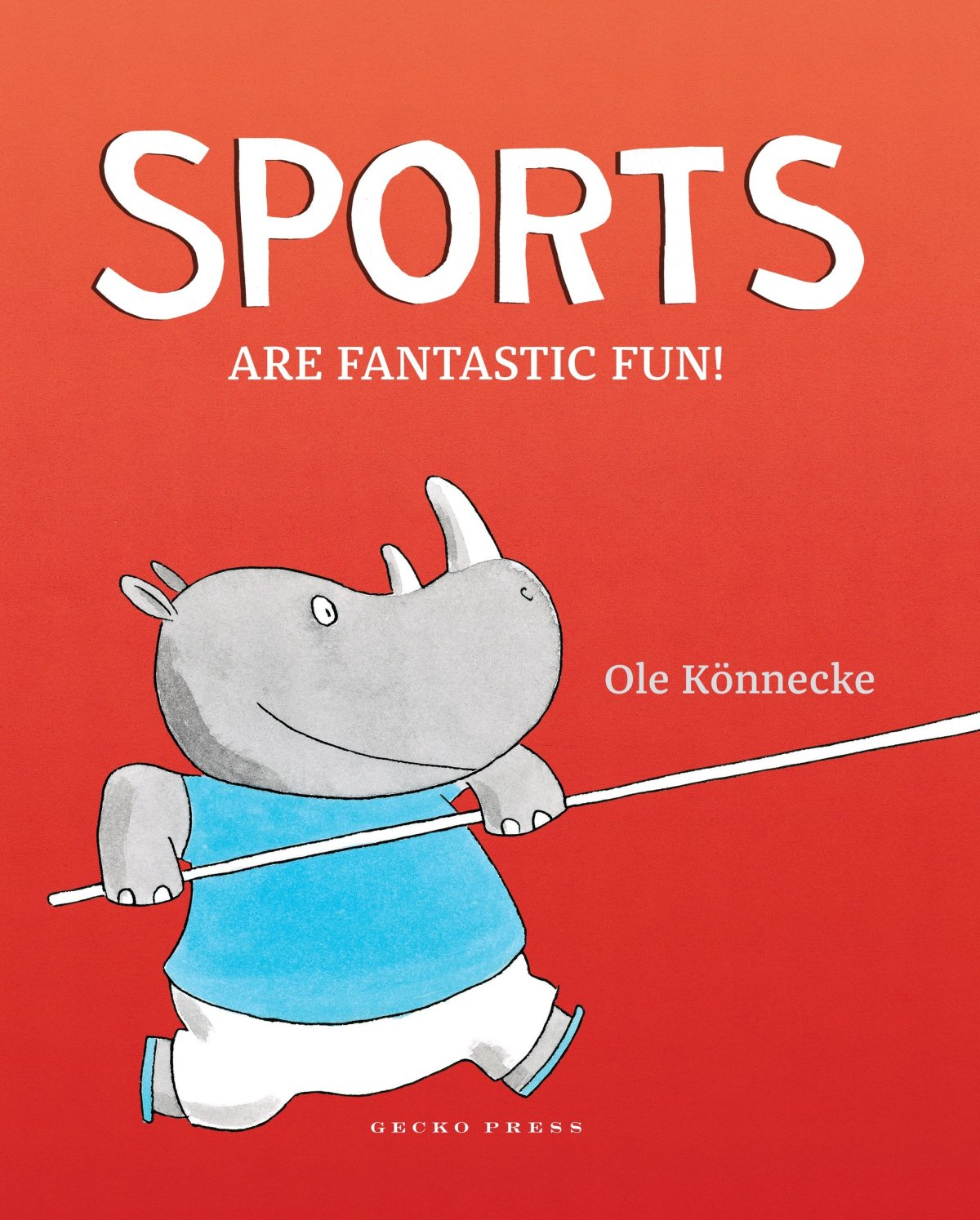 sports are fantastic fun cover image