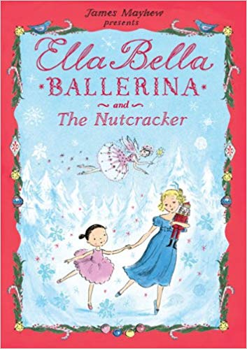 ella bella nutcracker cover image