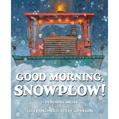 good morning snowplow cover image