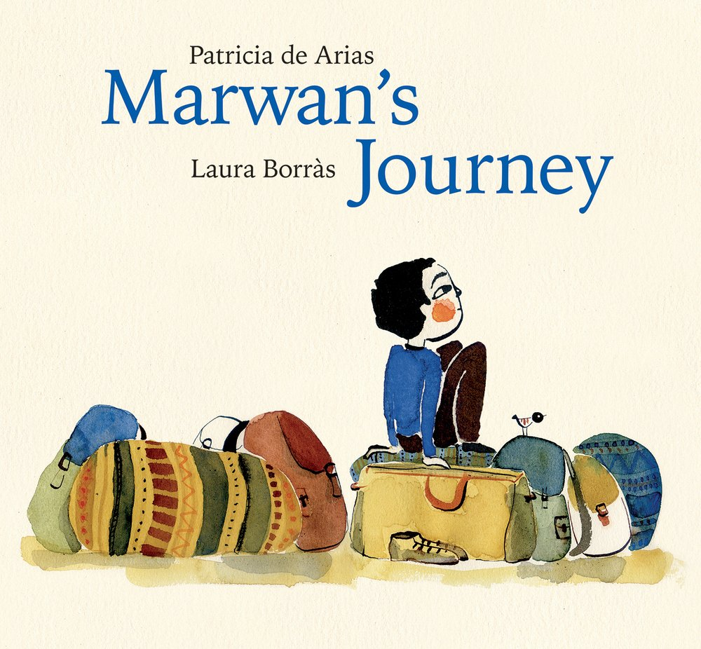 marwan's journey cover