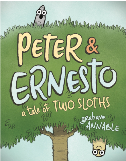 peter and ernesto cover image
