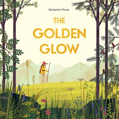 the golden glow cover