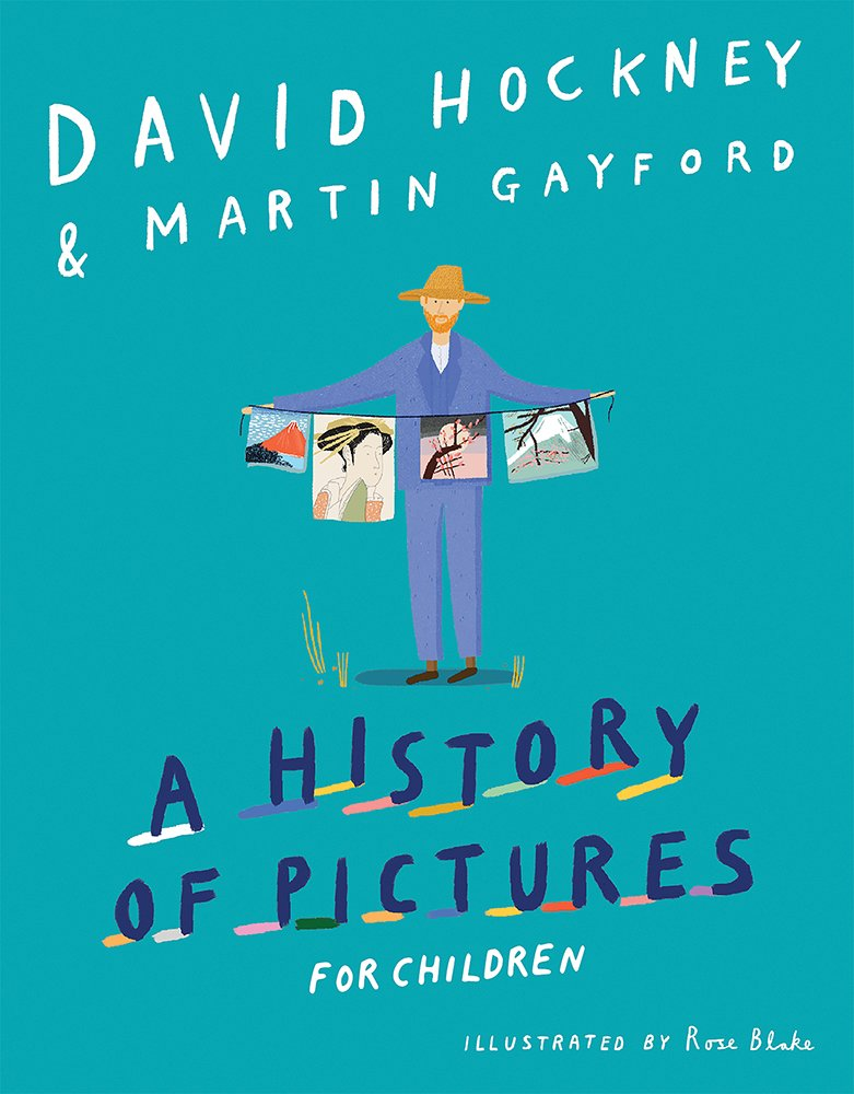 a history of pictures cover image