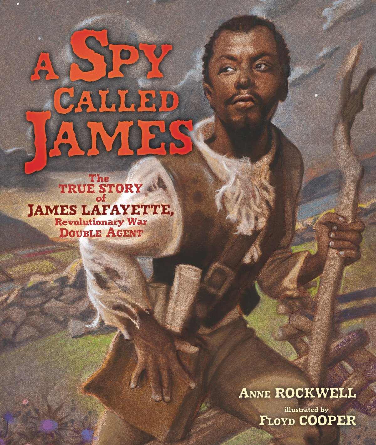 a spy called james cover image